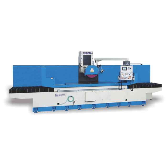Precision and Heavy Duty Surface Grinding Machine-GSC-1260-3080PNC