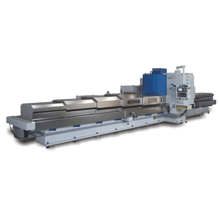 Vertical Spindle and Double Column Surface Grinder