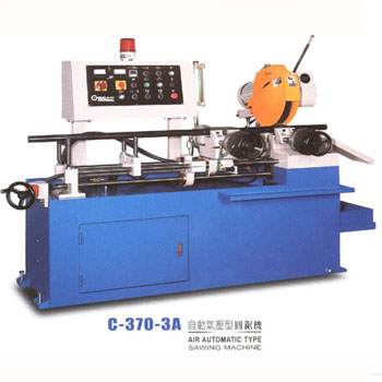 Air Automatic type sawaing machine-C-370-3A