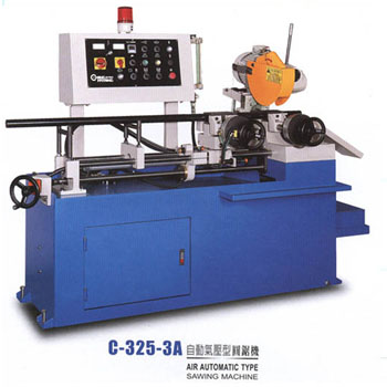 Specialist in a Wide Array of Circular Sawing Machines & Cutting Machines-C-325, 1A, 2A, 3A
