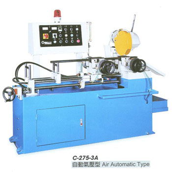 Specialist in a Wide Array of Circular Sawing Machines & Cutting Machines-C-275 / 1A / 2A / 3A / M