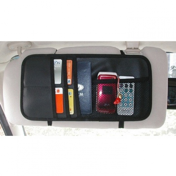 Sun Visor Storage Bag-V-3801