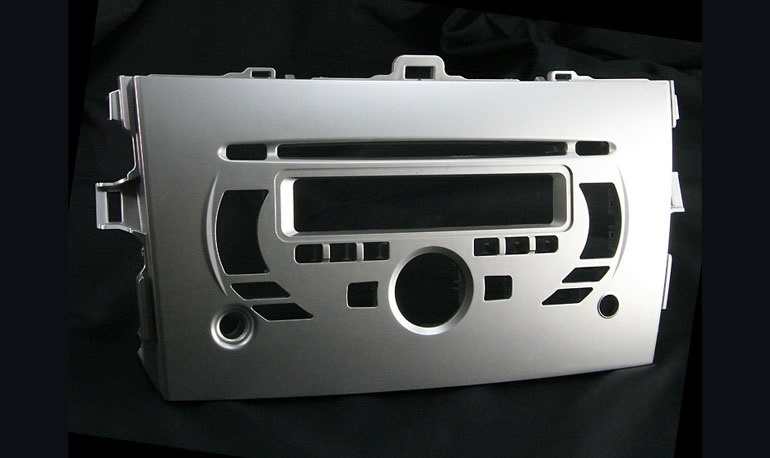 Audio Set Interface Mold