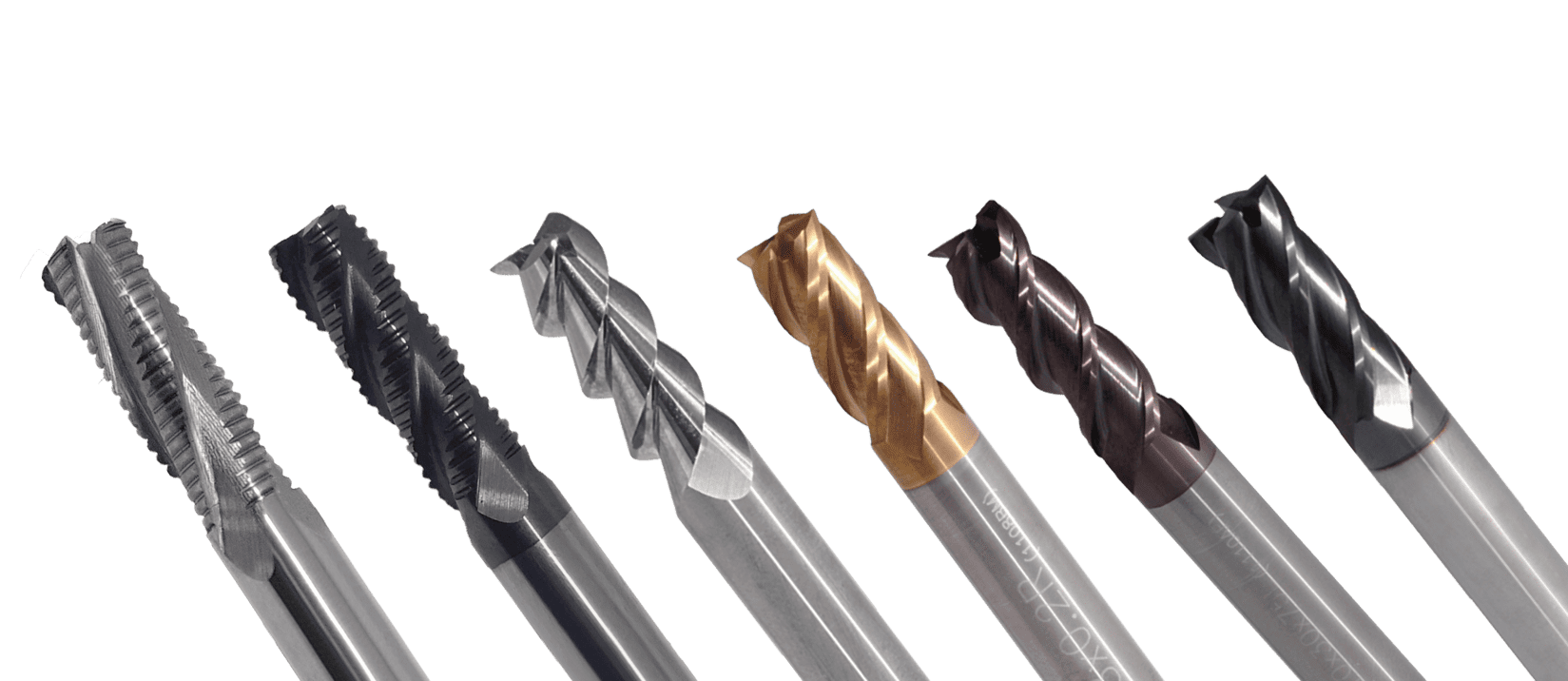 Square End Mill / Roughing End Mill