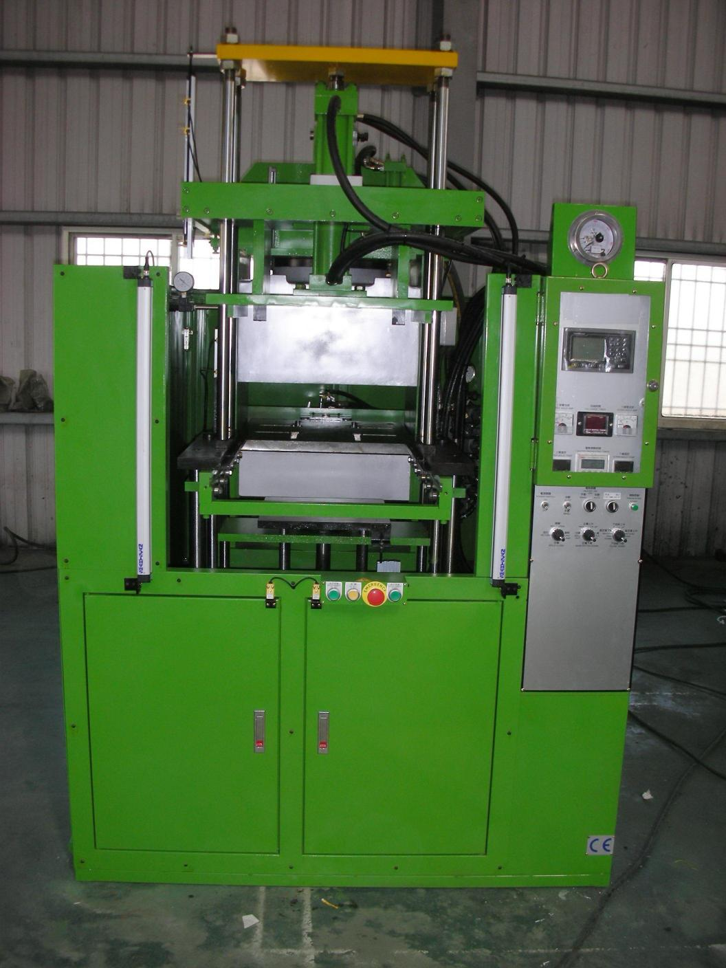 HPV-*-3RT-CEVacuum Type Oil Seal Compression Molding Machine-HPV-*-3RT-CE