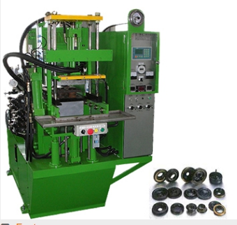 HPV-*-2RT-Vacuum Type Oil Seal Compression Molding Machine