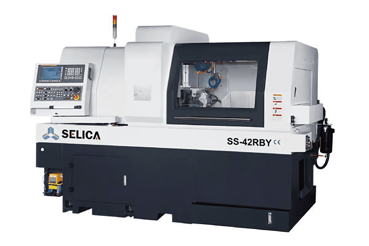 CNC LATHE SS-32RB/32RBY/42RB/42RBY