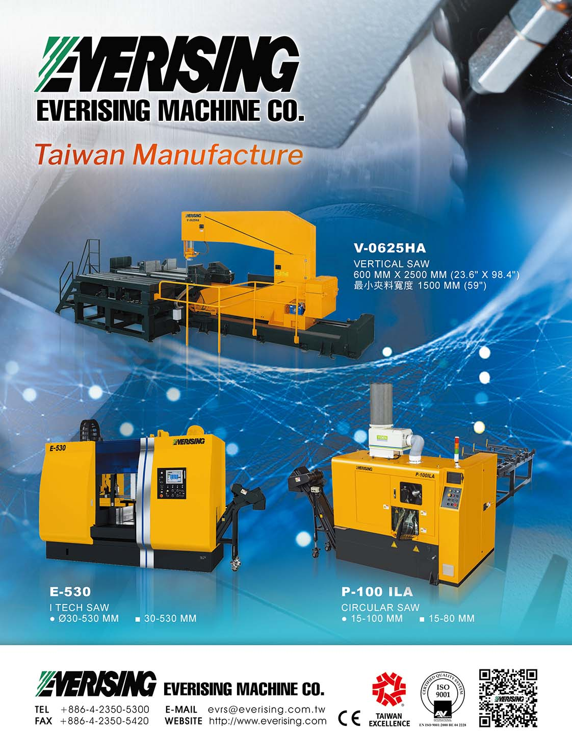 EVERISING MACHINE CO.